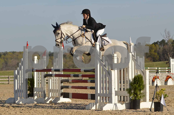 Abby Hamblin and Silver Flash #11