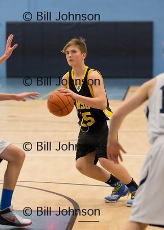 Nauset B FR Basketball v Sandwich 1_17_17