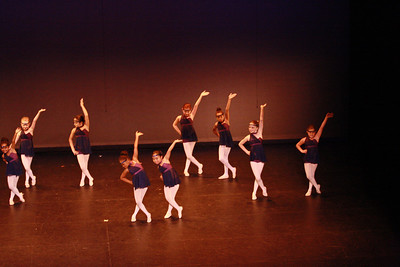 Saturday Advanced Ballet Jazz Combo
