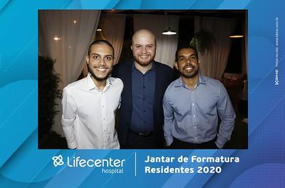 LIFECENTER formatura residentes 2020