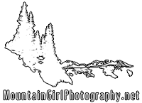 Mountain Girl Watermark [small white all outline]