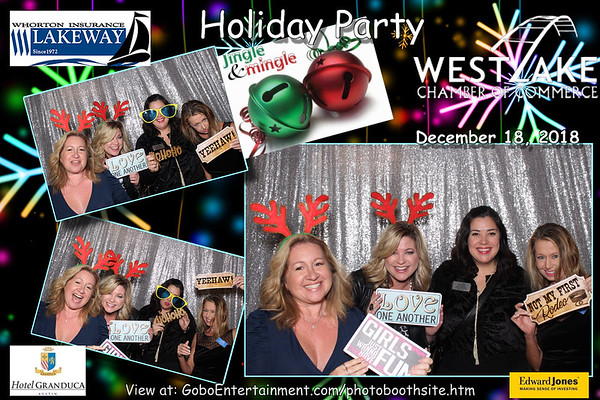 20181218 Westlake COC Holiday Party
