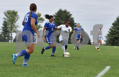 Iowa Lakes @ ICCC Women Soccer 10/11/17