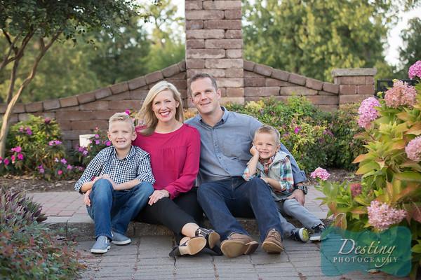 Hawkins Family 2017