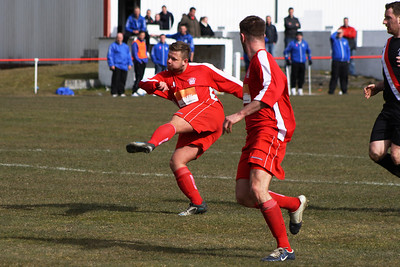 Johnstone Burgh 1 Blantyre Vics 4, Stagecoach West of Scotland League Central District Second Division, 7th April 2013