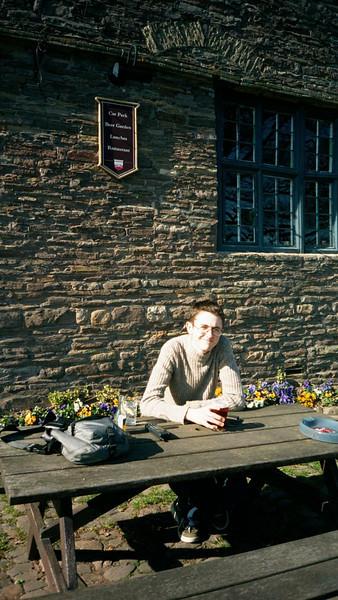Skirrid Mountain Inn, Abergavenny. The oldest pub in Wales.
