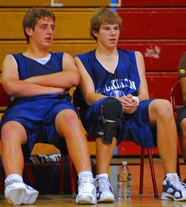 Beckman Basketball / Nick