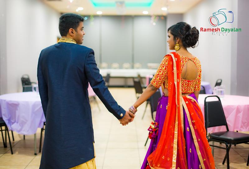 Navya & Abhilash Engagement