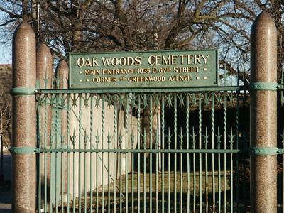 Oak Woods Cemetery