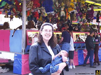 2003-06-02 AJ @ Ainsworth Carnival