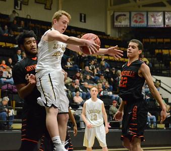 Basketball - LHS JV 2015-16 - Waynesville