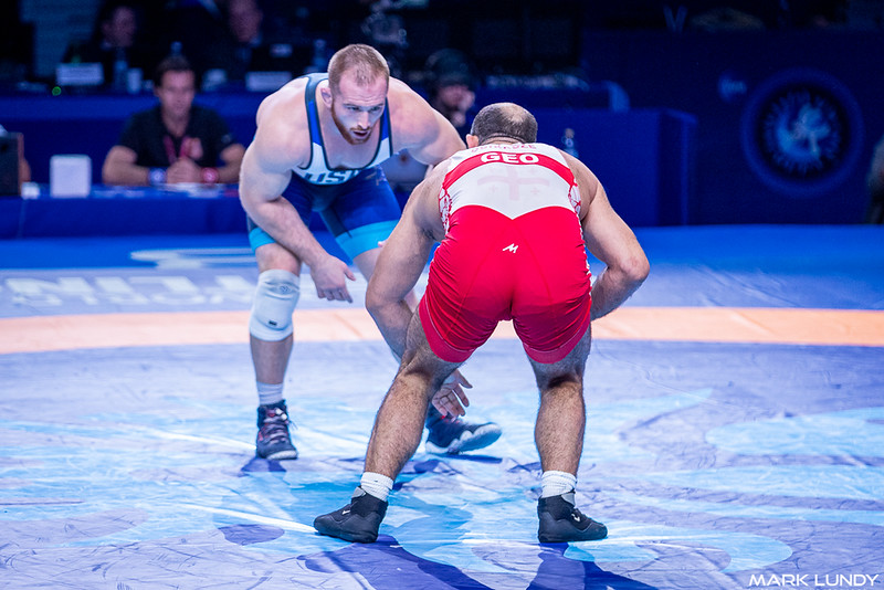 3rd Place Match: Kyle Frederick Snyder (United States) over Elizbar Odikadze (Georgia)  •  Dec 5-0 - 2019 World Championships