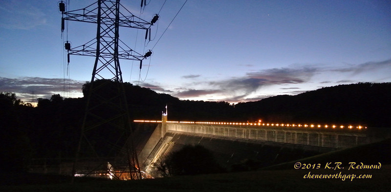 Norris Dam in Twilight_10237486654_o.jpg