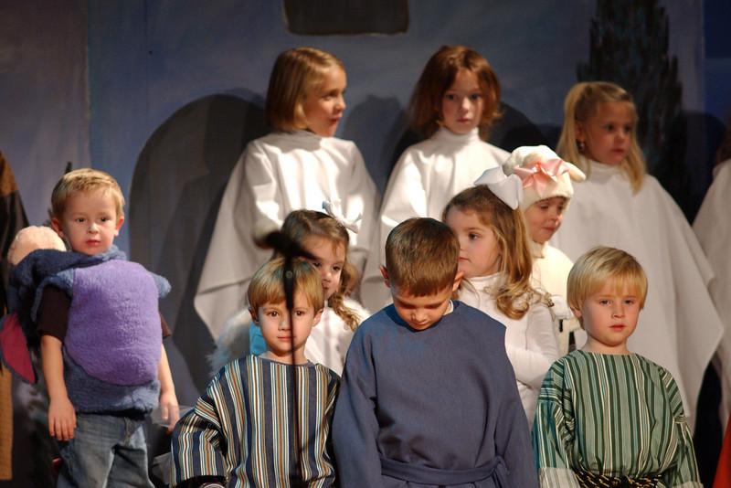 Dec. 15, 2010 - First Methodist Christmas Play