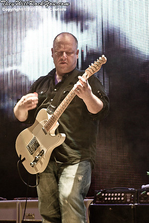 The Pixies <br> November 1, 2011 <br> State Theatre - Portland, Maine <br> Photos by: Tom Couture