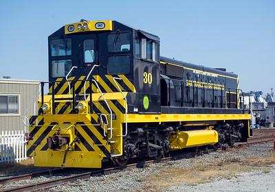 San Francisco Bay Railroad