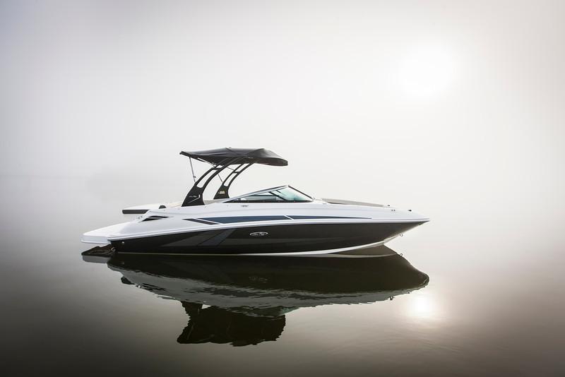 Sea Ray 240 Sundeck (2014)