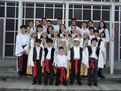 Greek Festival - A Taste of Greece - August 31, 2002