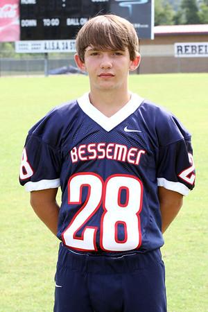 Bessemer Academy Football 2011