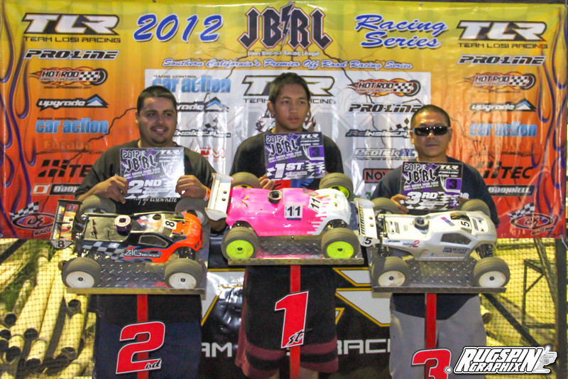 JBRL 2012 Nitro rd3 Hemet