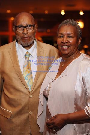 Sheila & Luther's 75th Birthday Celebration 7-18-15 With Tim Bolhar