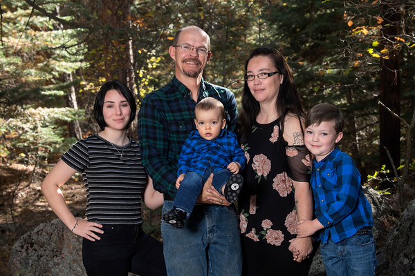 Barnett Family Portrait Oct 2020