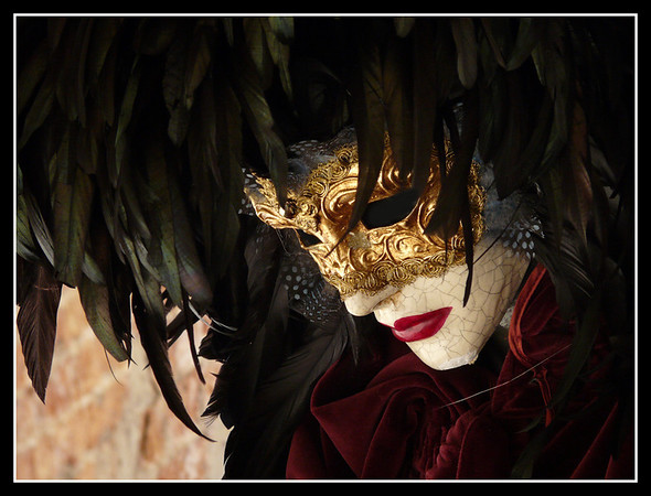 Masks in Shop