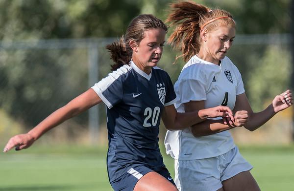 Bonneville at Ogden girls soccer