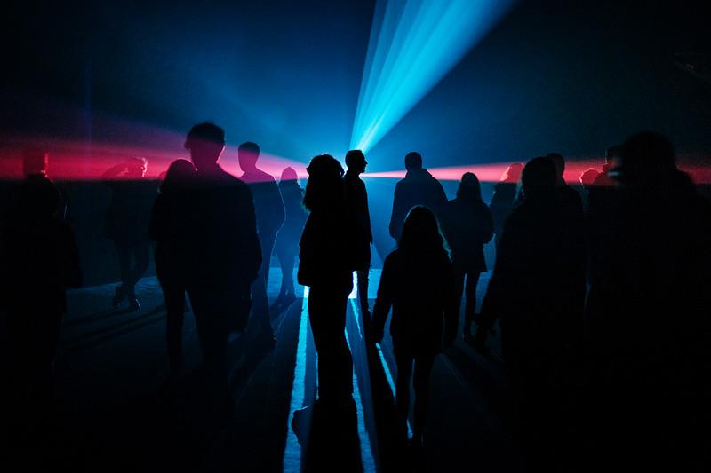 D'un soleil à l'autre, exposition Base sous-marine de Bordeaux