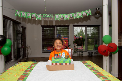 Declan's 6th Birthday!