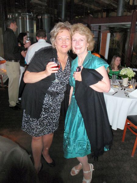 Susan and Nancy