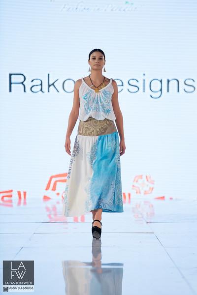 LAFW Rako Designs SS2016