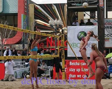Collegiate Nationals- Beach Volleyball