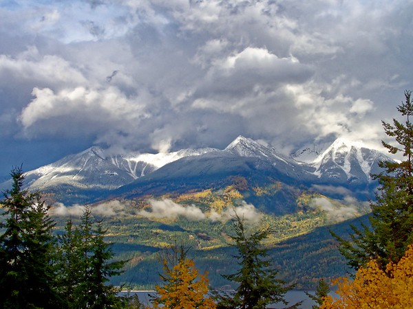 Kaslo fall colours
