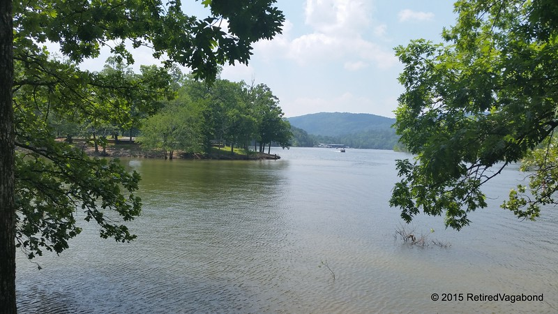 Crystal Springs, Ar - Lake Ouachita