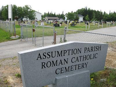 Assumption Parish Roman Catholic Cemetery, Stephenville Crossing