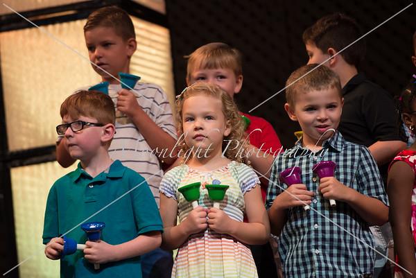 Wee ring choir 7-2016