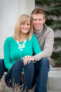 Hailey and Brandon Memory Grove