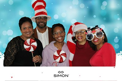 Simon Property Group Holiday Party 2019