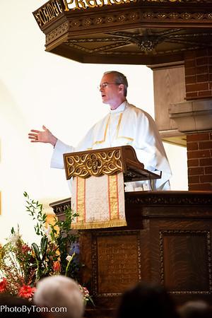 Bishop Porter Taylor At All Souls 2013