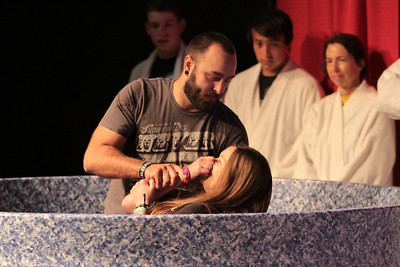 2013 Baptisms Sept