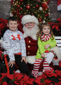 Santa Photos - 2016