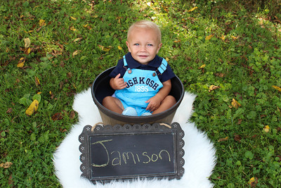 Jamison is 1 :)