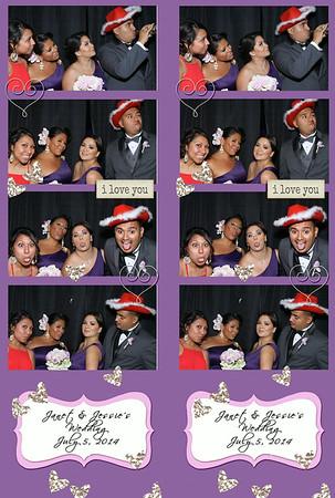 Janet & Jessie's Wedding