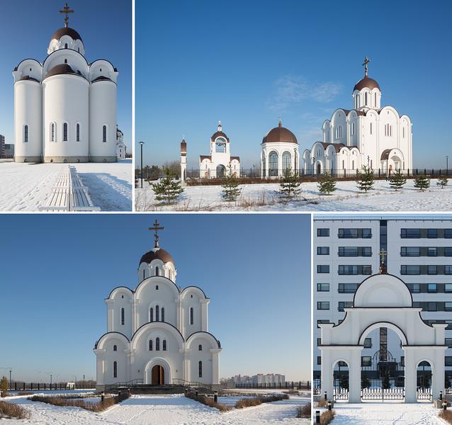 Jumalaema Kiirestikuulja ikooni Tallinna kirik