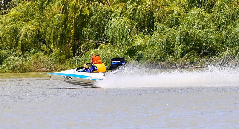 Australia Day Weekend 2020 Power Boats Berri