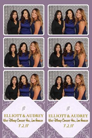 7-2-17 Wedding Walt Disney Concert Hall