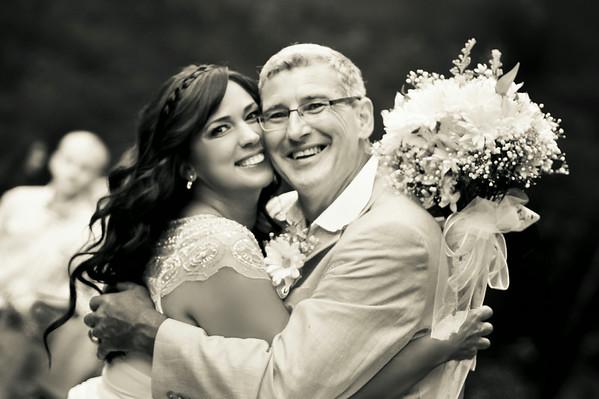 Erin and Steve Wedding