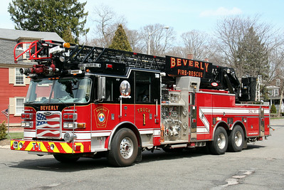 Beverly Fire Dept