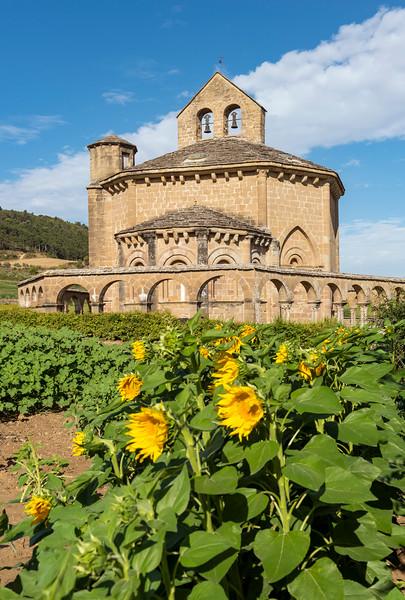 Church of Saint Mary of Eunate, Muruzábal